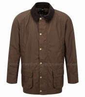 Barbour Waxed Jacken Bristol Waxed Jacket Bark Black Navy Olive Mens 313
