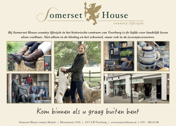 Somerset House country lifestyle