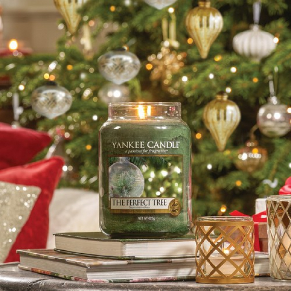 Yankee Candle for Christmas