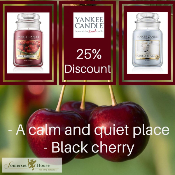 Yankee Candle Fragrance of the month January 2020